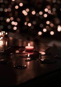 bougies parfumées intérieur
