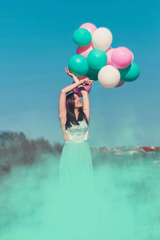 ballon decoration mariage