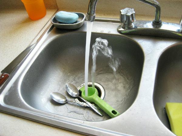 robinet douchette